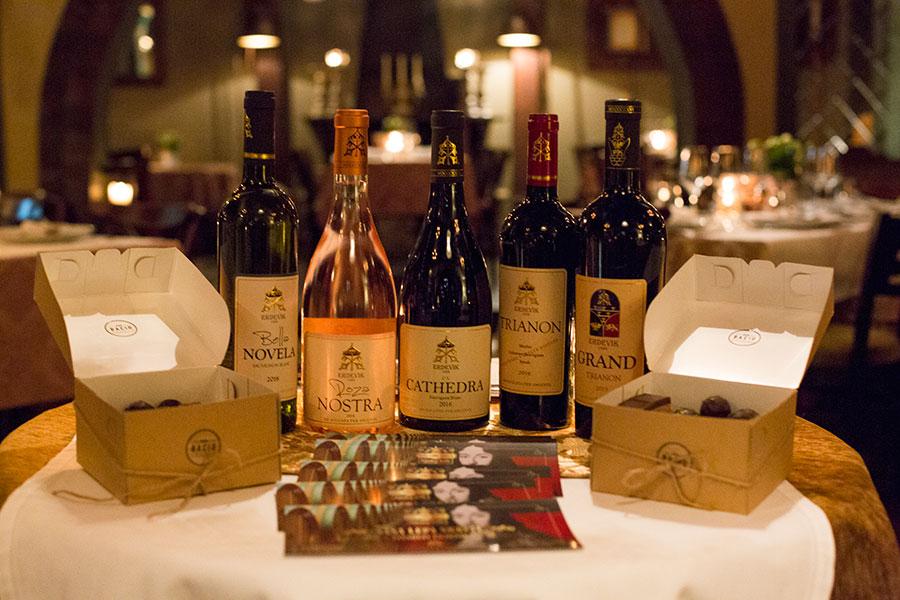 Vinsko veče vinarije Erdevik