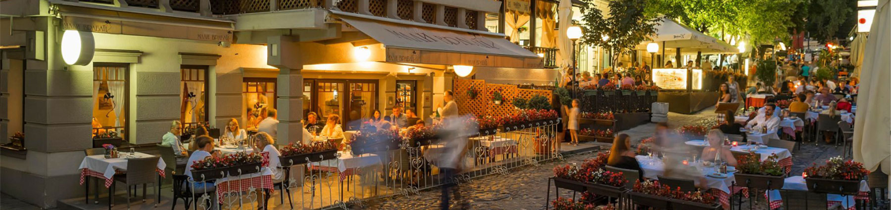 Restaurant Mali Vrabac