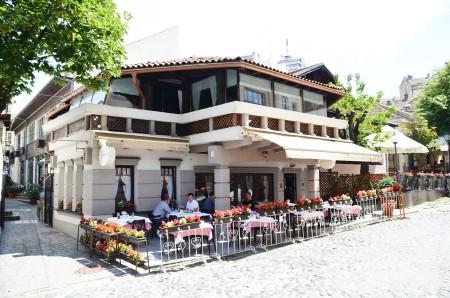 Restoran Mali Vrabac