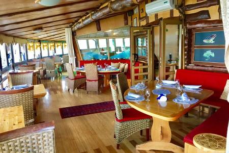 Restaurant Zabar