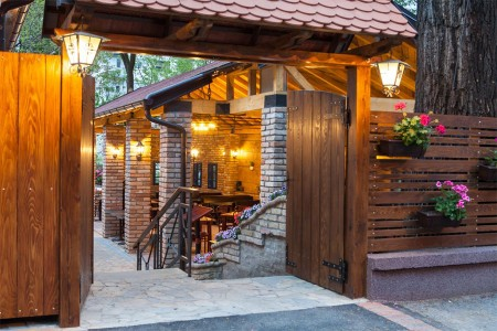 Restoran Topola