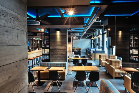 Restoran TERMINAL Gastro Bar