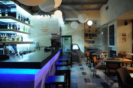 Restaurant Monument