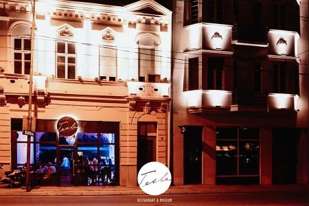 Restaurant & Museum Tesla