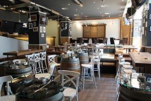 Restaurant Bar Wurst Platz IQV- EKV Tribute