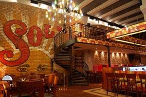 Restoran Cantina De Frida Stubovi pop kulture