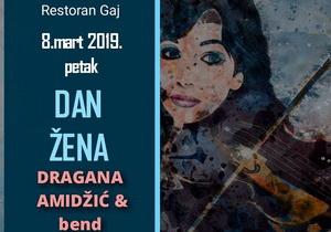 Restaurant Gaj Dragana Amidžić & Band