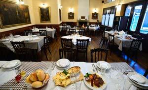 Restoran Orasac Talasi sa Dunava