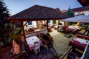 Srbian Andrejevo village Tamburaši